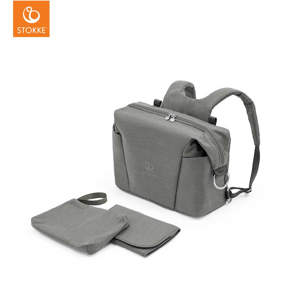 Stokke Xplory X Changing bag Modern Grey