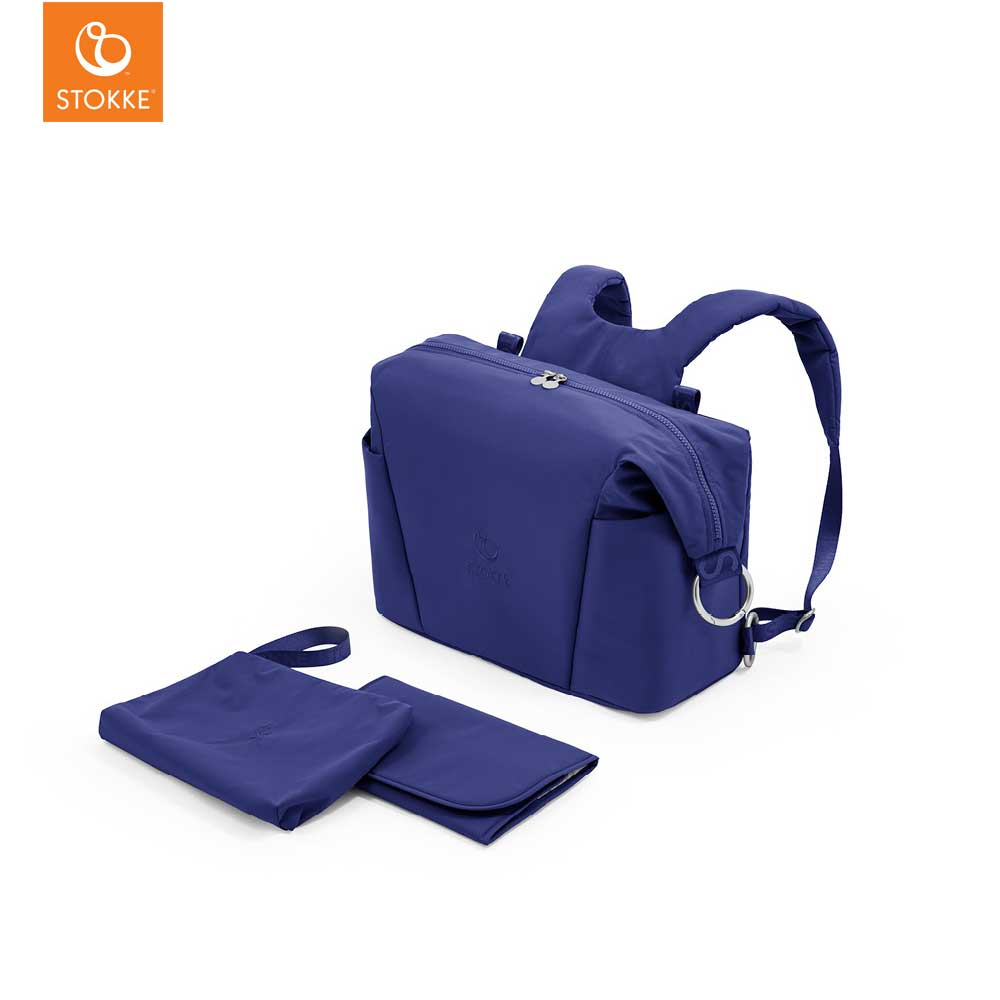 Stokke Xplory X Changing bag Royal Blue