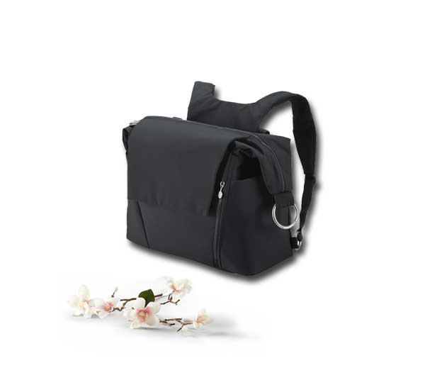 Stokke® Xplory® X Changing bag Rich Black