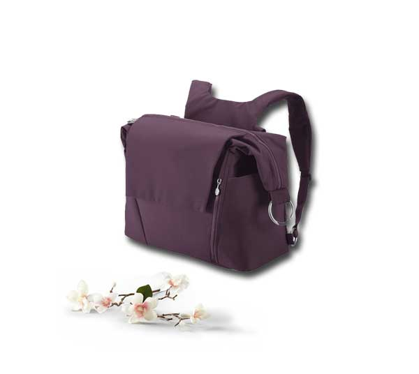 Stokke® Verzorgingstas- Purple