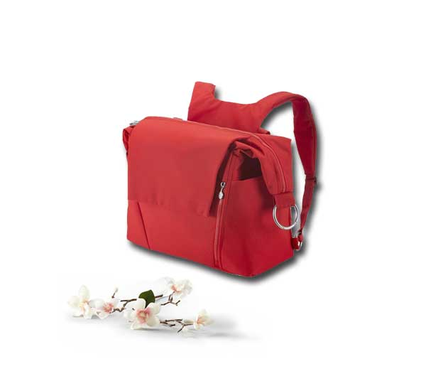 Stokke® Verzorgingstas - Red