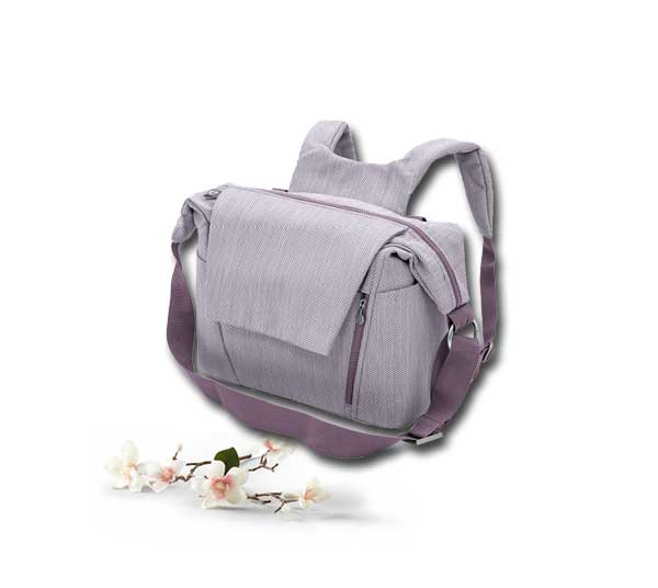 Stokke® Verzorgingstas- Brushed Lilac