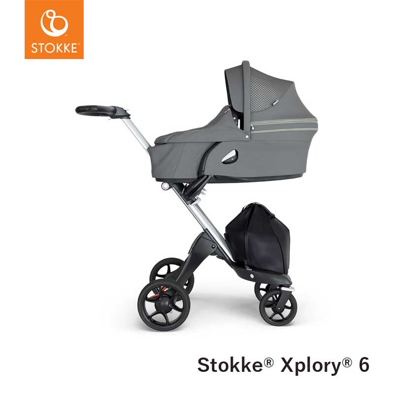 QGB_Kinderwagen_Stokke_Xplory_6_Silver_Black_AthleisureGreen_with_carrycot.jpg