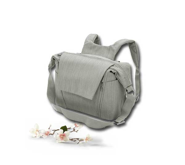 Stokke® Verzorgingstas- Brushed Grey